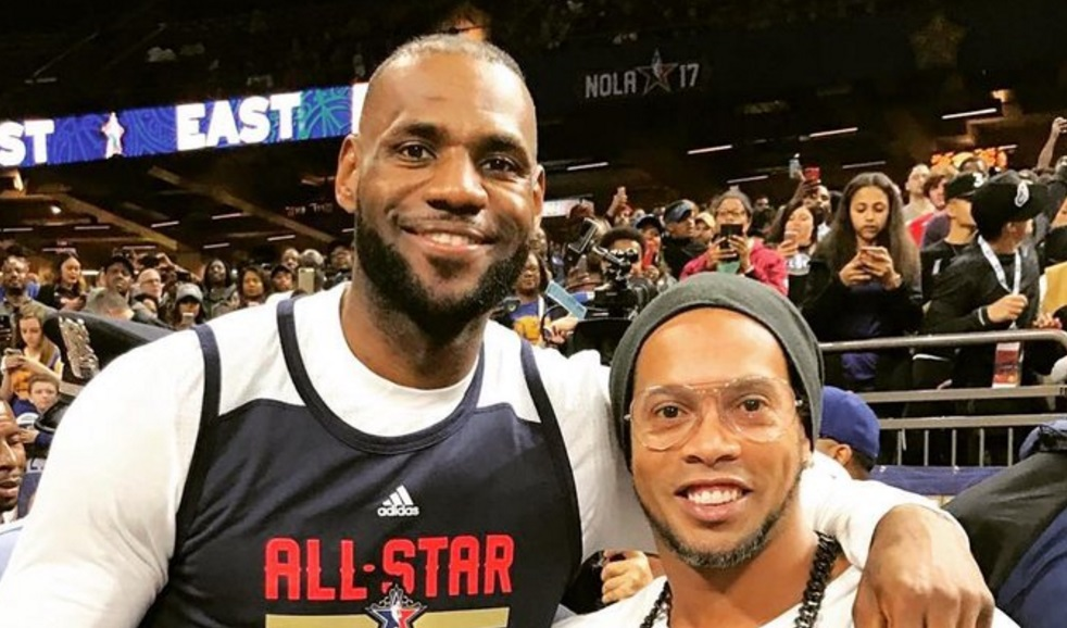 All Star Game, Nike, Ronaldinho Gaúcho e uma estratégia muito bem definida