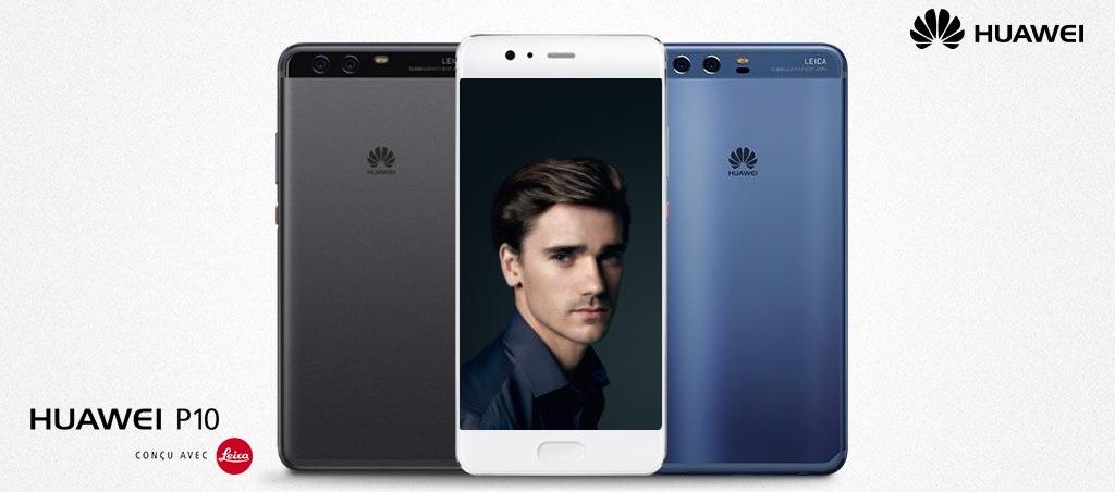 Antoine Griezmann é o novo embaixador da Huawei