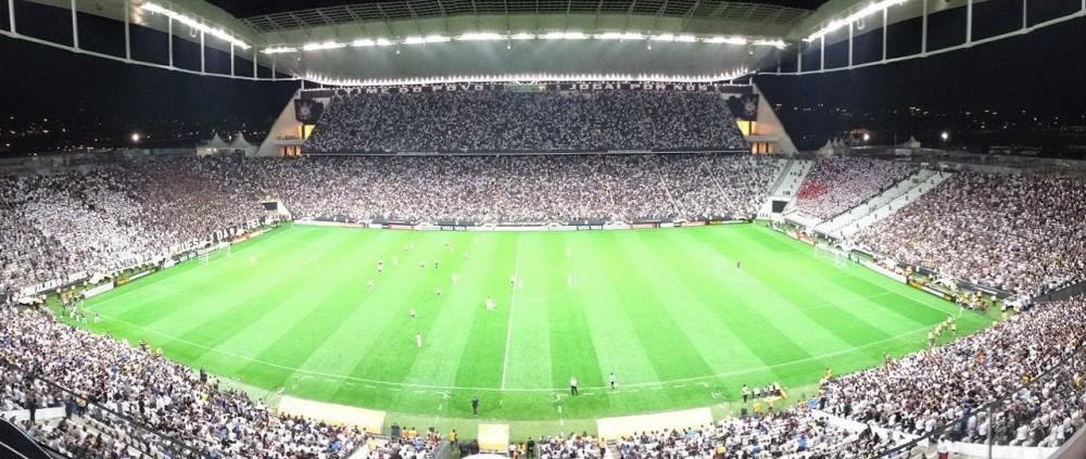 Presença do Fiel Torcedor na Arena Corinthians definirá preço dos ingressos na Copa do Brasil