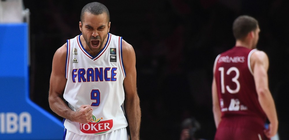 Air Jordan é a nova patrocinadora da seleção francesa de basquete