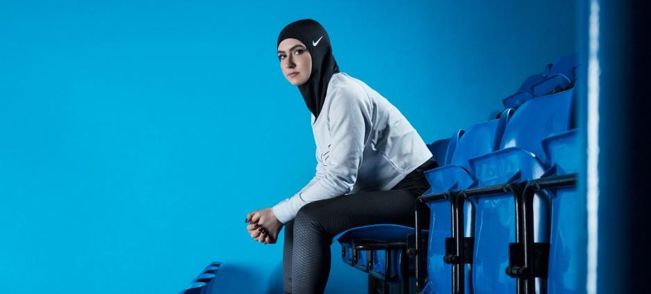 Nike lançará hijab para mulheres muçulmanas praticantes de esportes