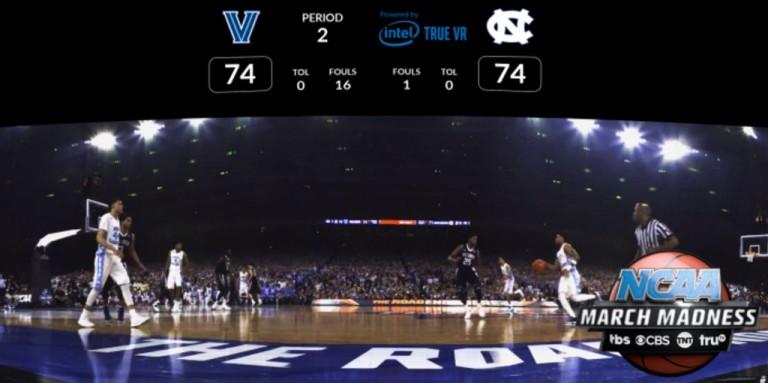 Após parceria com a NBA, Intel leva realidade virtual para a NCAA