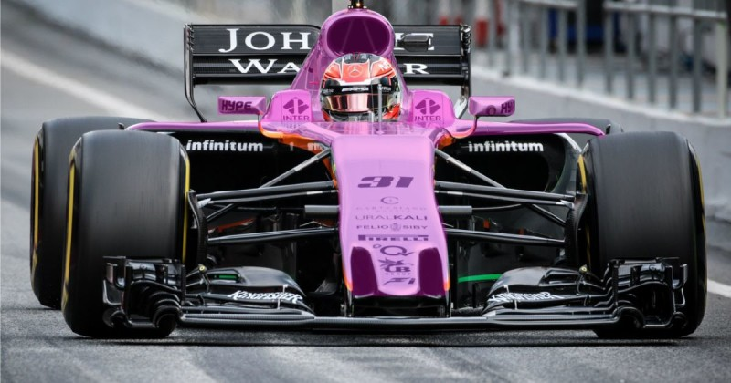 rosa-force-india