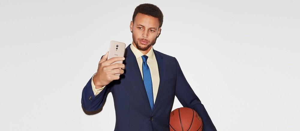 Após promover iPhone 6s, Stephen Curry figura em campanha da Vivo