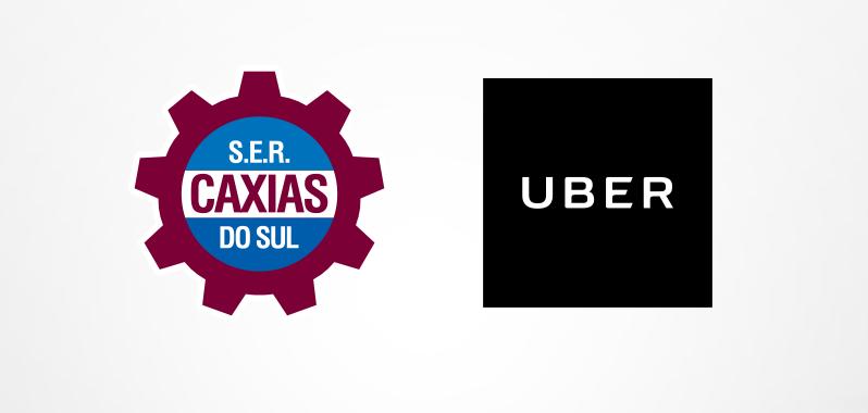 S.E.R. Caxias anuncia Uber como seu patrocinador estratégico