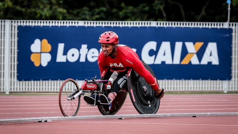 Loterias da Caixa renovam com Comitê Paralímpico Brasileiro até Tóquio-2020