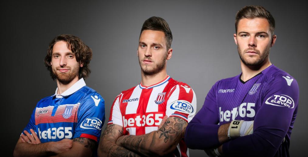 Stoke City anuncia novo patrocínio e terá Top Eleven nas mangas da camisa