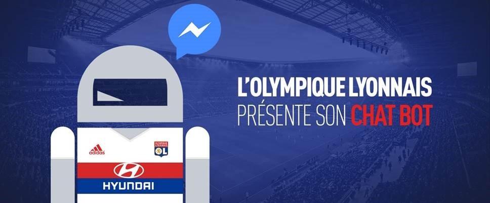 Lyon ativa Chat Bot para vender ingressos para a próxima temporada