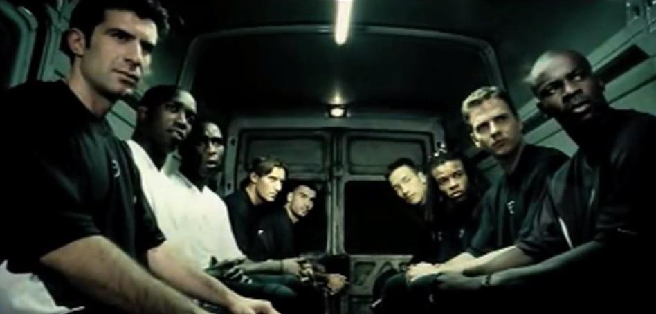 Samurai, ninjas e estrelas: a história por trás do comercial da Nike banido nos EUA