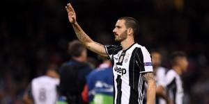 Bonucci compra página na Gazzetta dello Sport para se despedir da Juventus