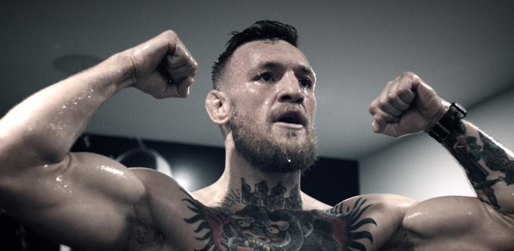 Conor McGregor seguirá com patrocínio da Monster Energy