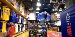 NBA amplia presença no Brasil e irá inaugurar mais duas NBA Store