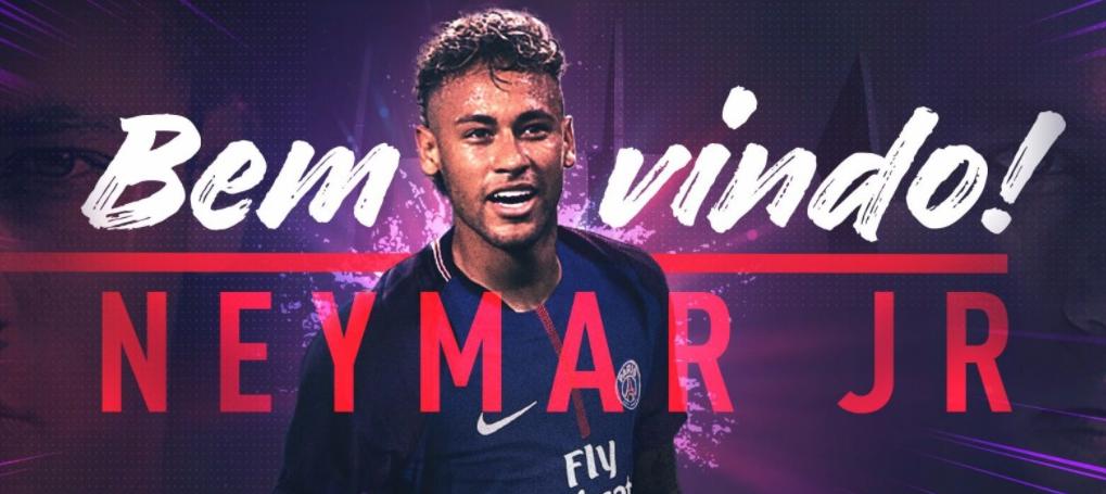 Força francesa, PSG tem tudo para elevar seu status através de Neymar
