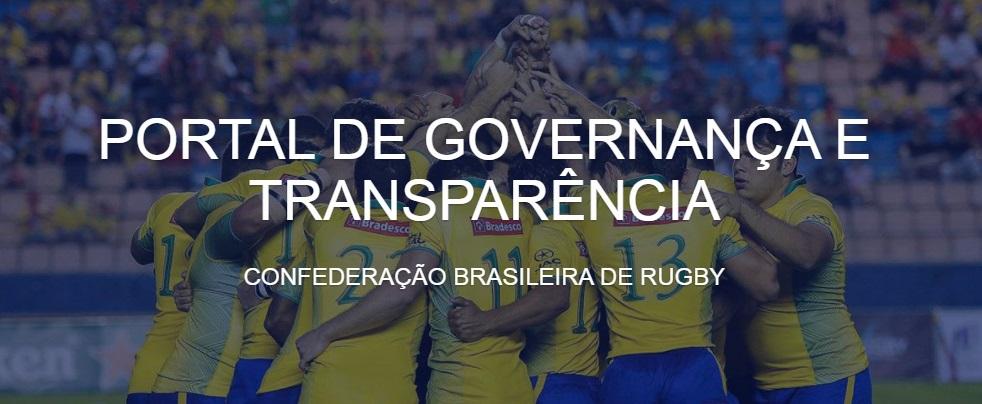 Confederação Brasileira de Rugby lança o seu Portal de Governança