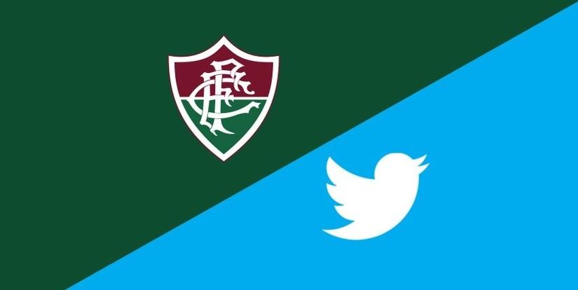 Fluminense fecha parceria com Twitter para promoção dos seus conteúdos