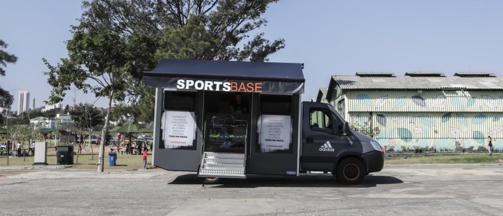 Democratizando o acesso ao esporte, Adidas levará Sportsbase para as ruas de SP