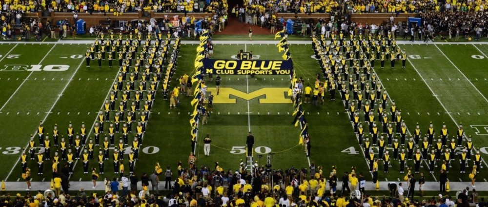 Amazon terá série sobre futebol americano da Universidade de Michigan