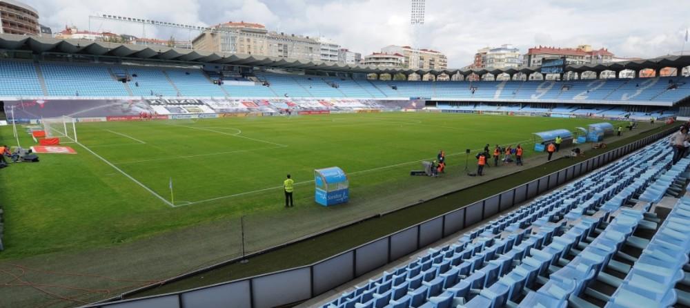 Liga espanhola multa Celta de Vigo por falta de público no estádio