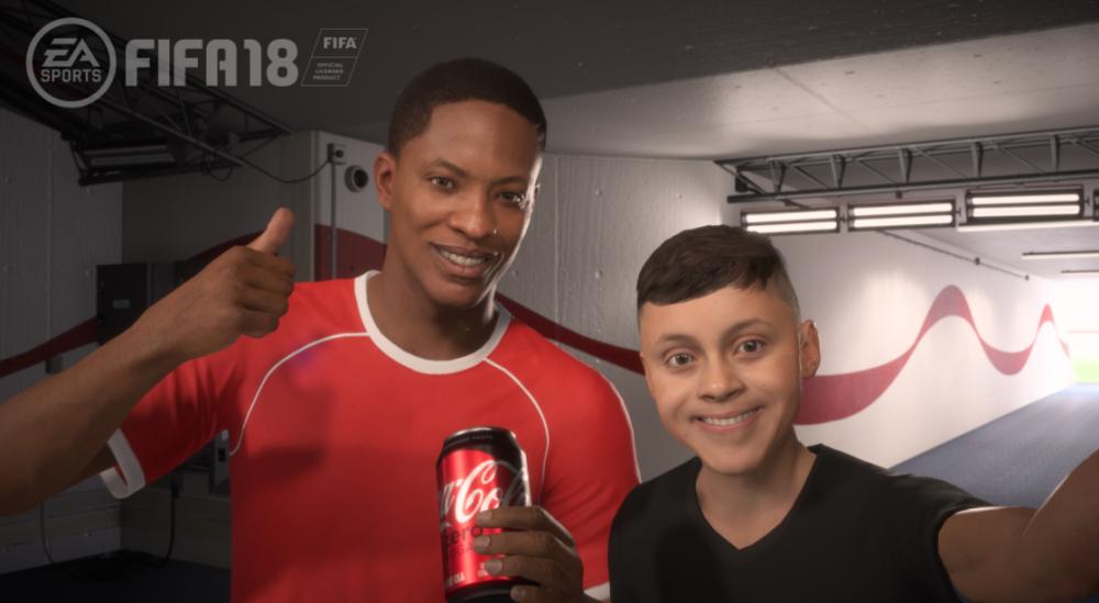 Especial | O espetacular 'Branded content' da Coca-Cola no FIFA 2018