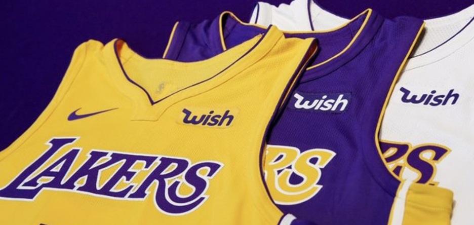 Los Angeles Lakers anuncia patrocínio para sua camisa