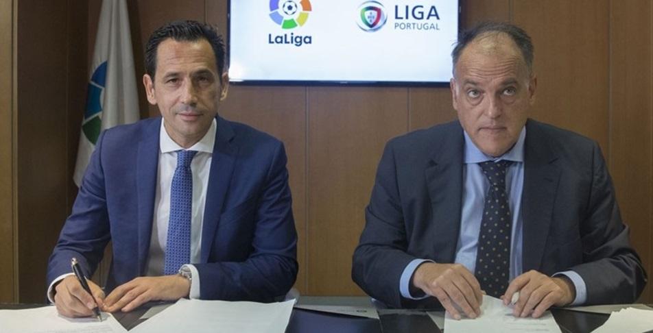 """Por """"intercâmbio de experiências"""", liga espanhola e portuguesa fecham parceria"""