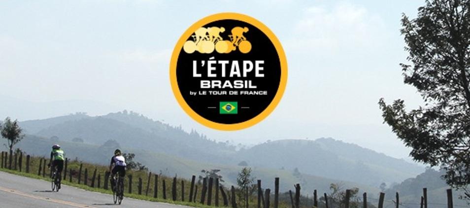 L'Étape Brasil terá Trio Alimentos como barra de proteína oficial