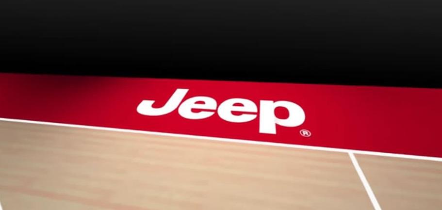 Detroit Pistons fecha patrocínio com a Jeep para novo ginásio