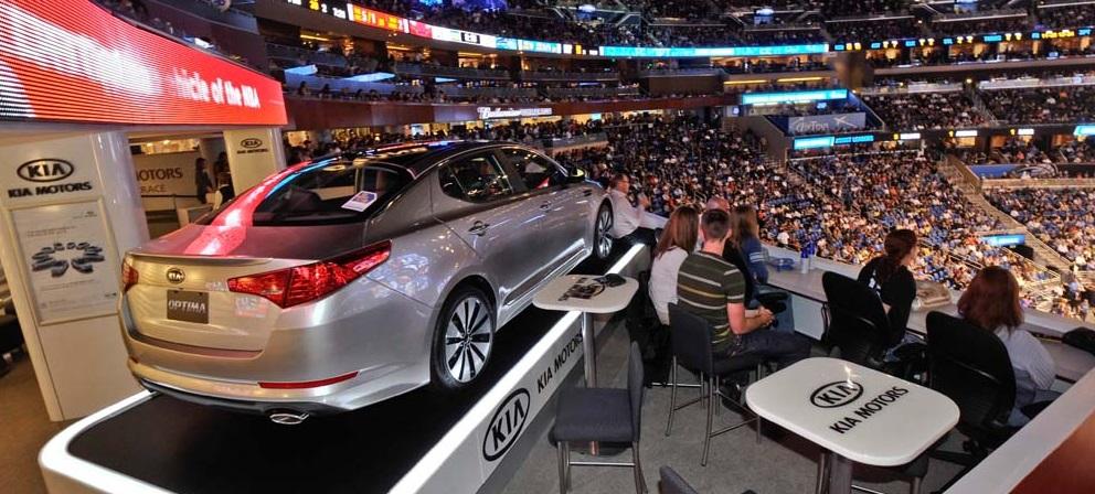Kia Motors renova patrocínio com a NBA