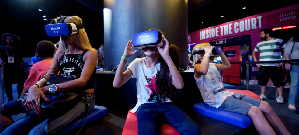 Vivo oferecerá jogos da NBA em realidade virtual