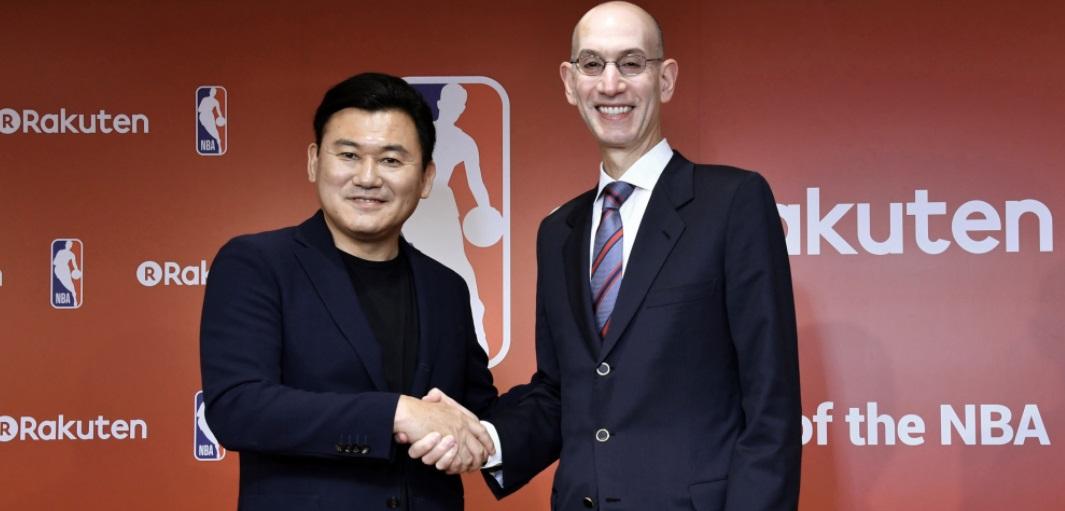 Com Rakuten, League Pass será o pilar de expansão da NBA no Japão