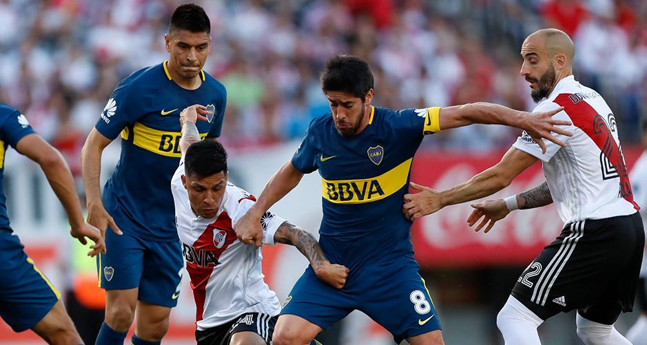 Netflix lançará séries sobre Boca Juniors, River Plate e Fangio