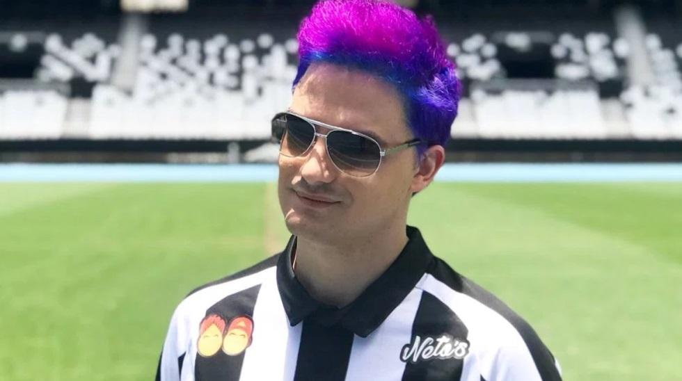 O histórico acordo entre Botafogo e a marca de Felipe Neto