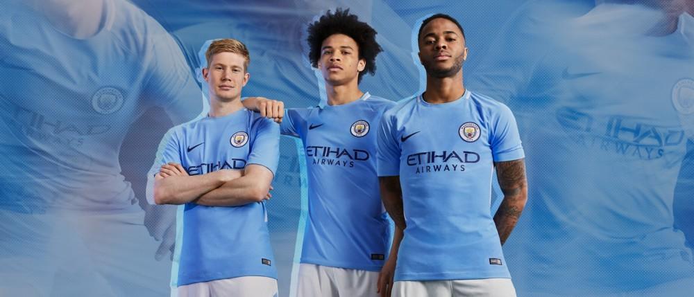 Manchester City pode trocar Nike pela PUMA para 2018/2019