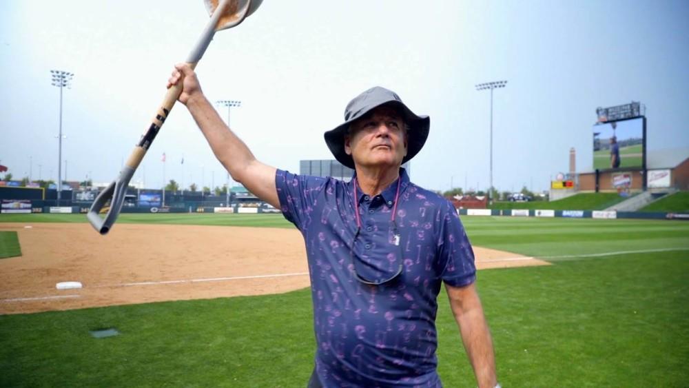 Por crescimento do Watch, Facebook terá  Bill Murray em série sobre baseball