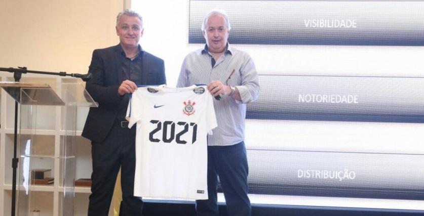 Estrella Galicia renova patrocínio ao Corinthians até 2021