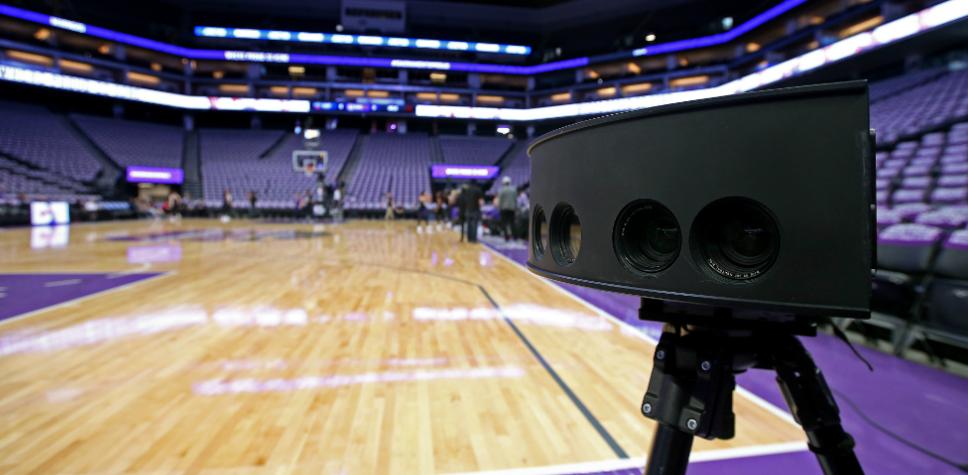 Intel levará partidas da NBA em realidade virtual para 215 países
