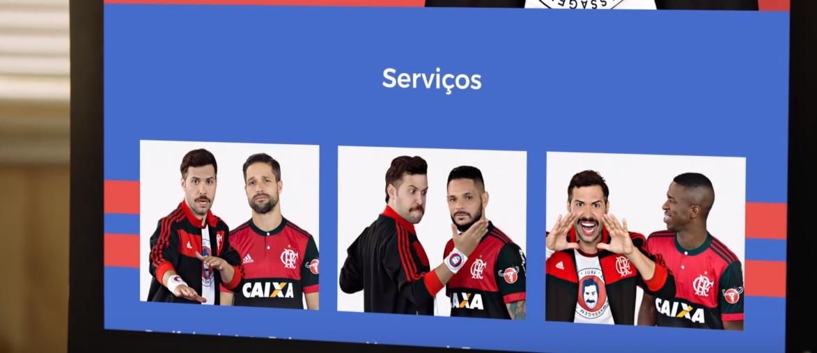 #JuraMassagista   Wix ativa patrocínio ao Flamengo com ação de engajamento