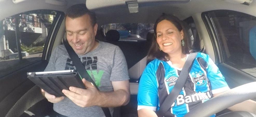 Uber amplia acordo com Grêmio e terá exposição no uniforme
