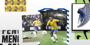 Mercurial Puro Fenomeno   Neymar utilizará releitura de icônica chuteira de Ronaldo