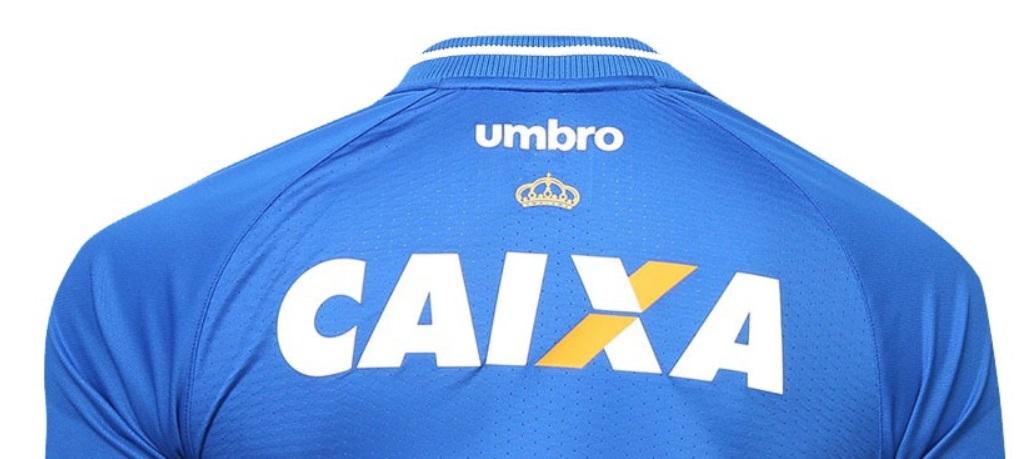 Cruzeiro e Caixa Econômica Federal seguirão juntos por mais uma temporada