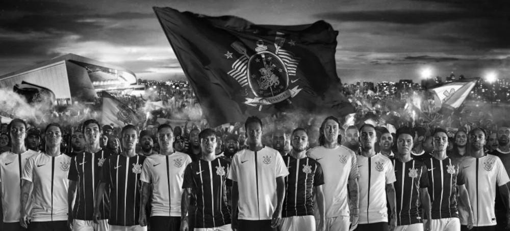 Corinthians renova acordo com a Nike até 2029