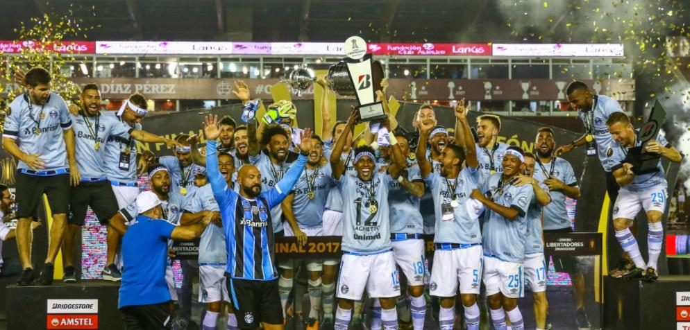 Por imposição da FIFA, Grêmio terá camisa 'europeia' no Mundial de Clubes