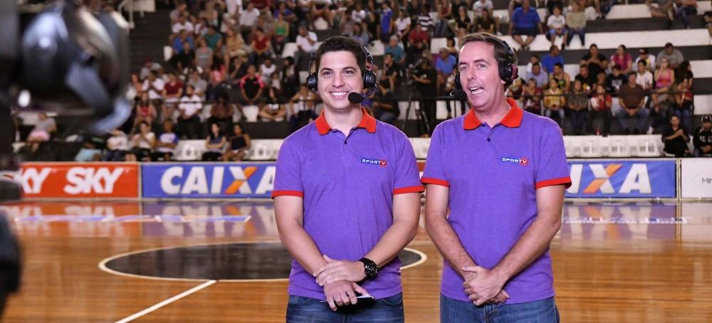 LBF renova com o Grupo Globo e seguirá na grade dos canais Sportv