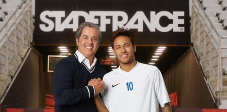 Neymar é o novo embaixador do McDonald's para a Copa do Mundo de 2018