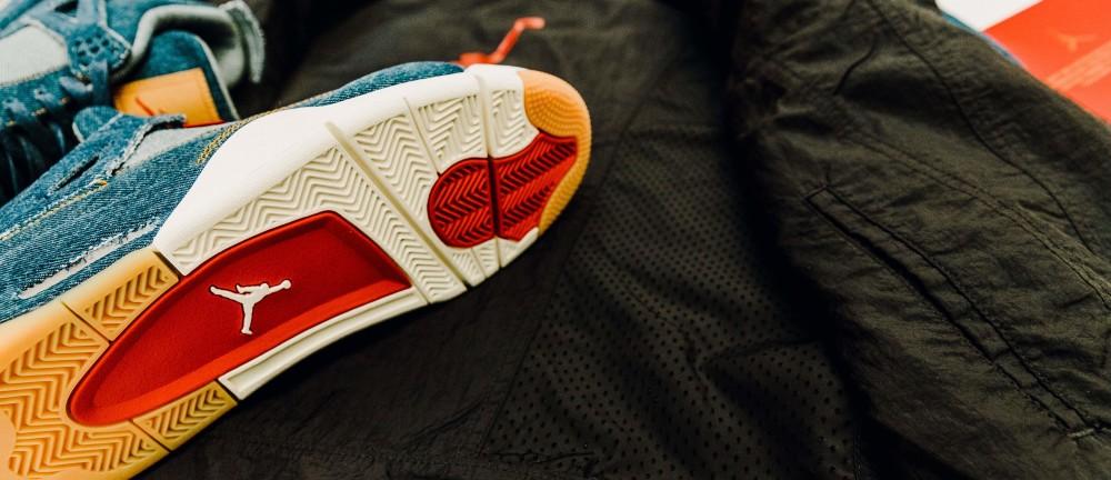 Air Jordan e Levi's assinam colaboração exclusiva