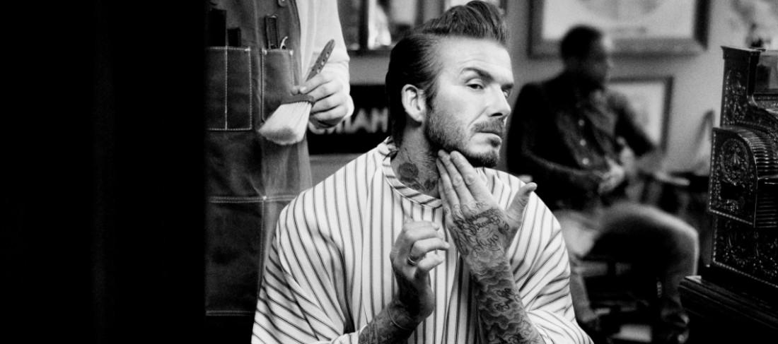David Beckham e L'Oréal lançam linha de cosméticos masculinos
