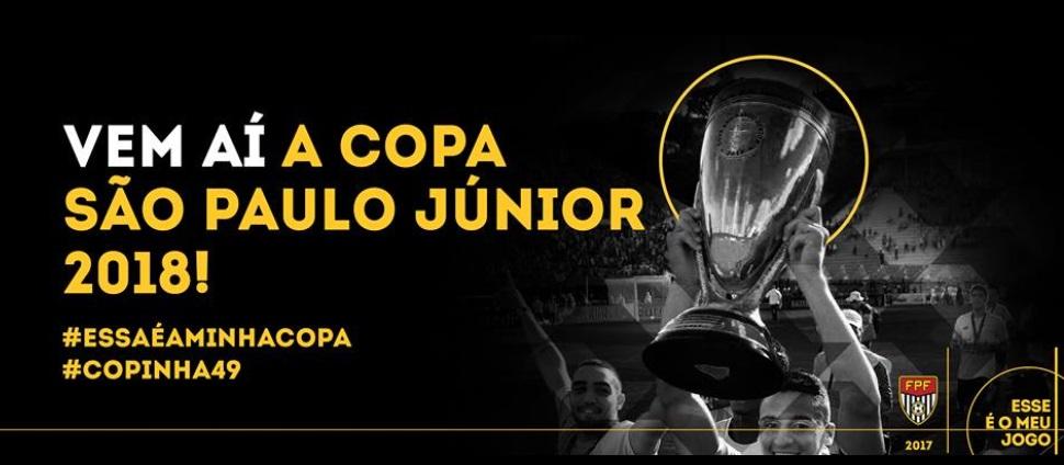 FPF transmitirá 103 jogos da primeira fase da Copa São Paulo na internet