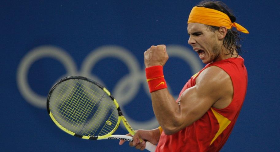 Após quase dez anos, Rafael Nadal voltará a utilizar camiseta sem mangas