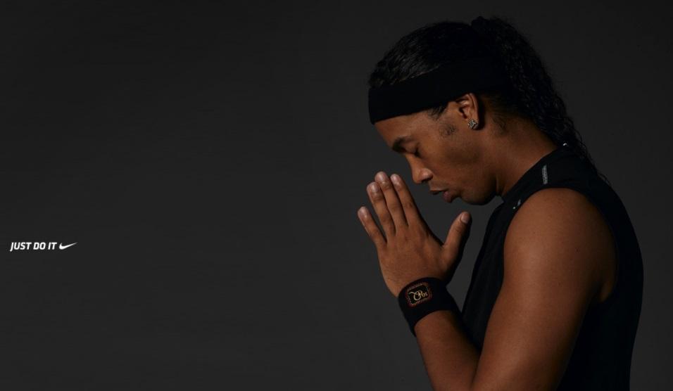 Os melhores comerciais de Ronaldinho Gaúcho