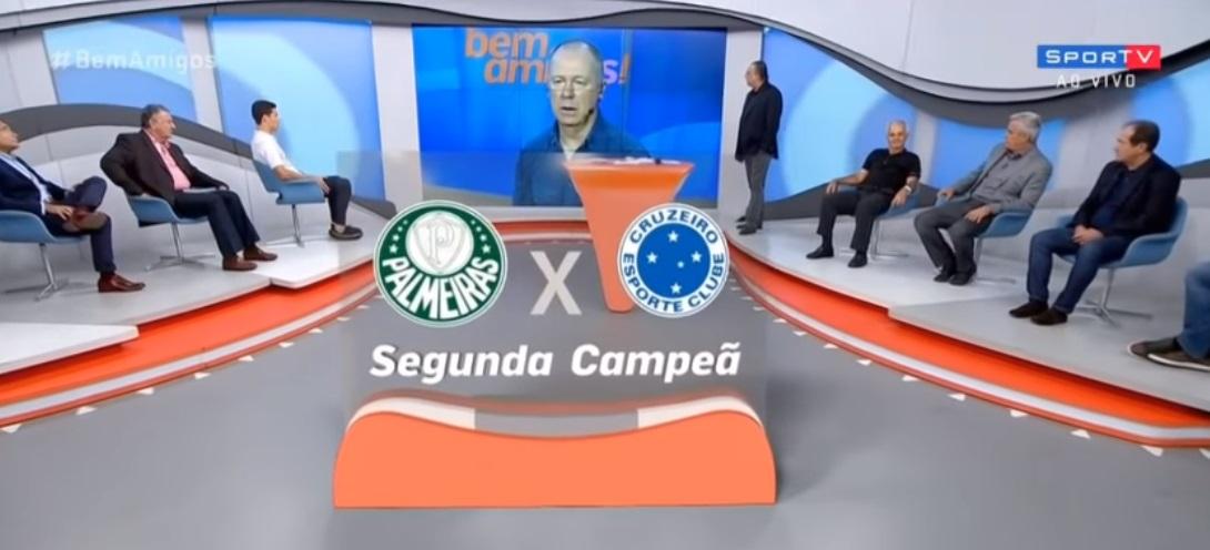 """Com """"Segunda Campeã"""", Sportv exalta números de audiência de 2017"""